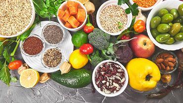 Dieta Engine 2 bazuje na warzywach, owocach i roślinach strączkowych
