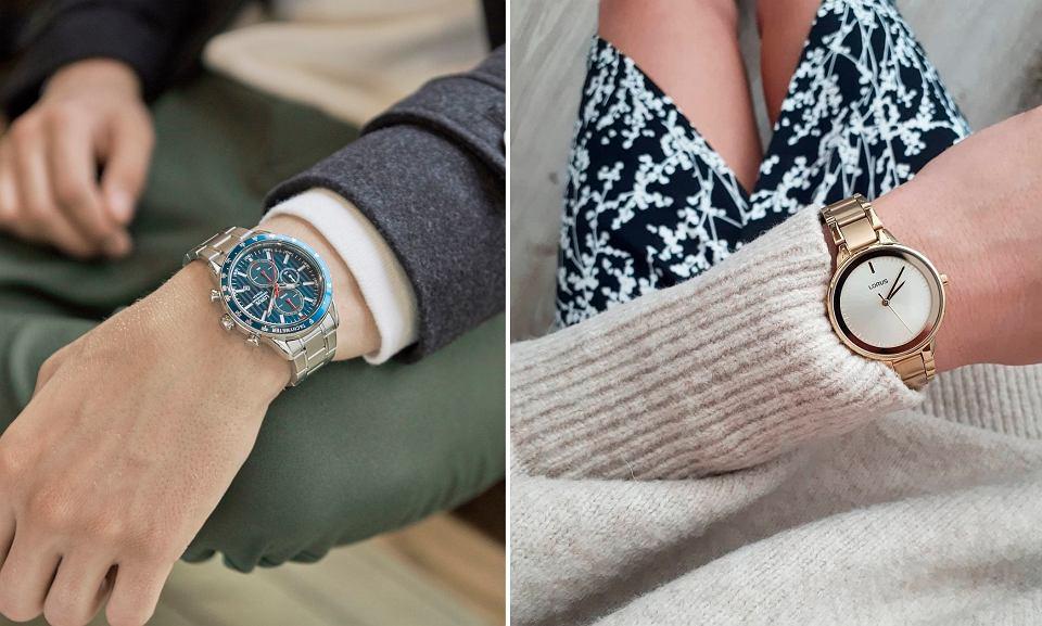 Zegarki dla niej i dla niego