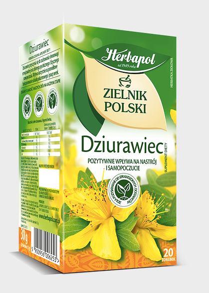 Zielnik Polski od marki Herbapol - witalność i siła przez cały rok!