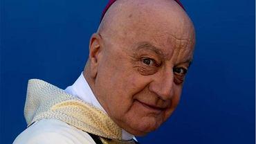 Jerzy Schejbal w roli arcybiskupa o pseudonimie Flaszka