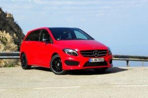 Mercedes Klasy B po liftingu | Pierwsza jazda | Diabeł tkwi w szczegółach