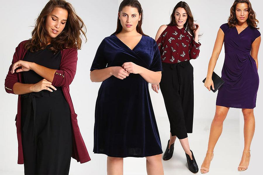 Moda dla puszystych jak odnaleźć się wśród trendów [Moda