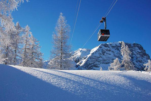 Dachstein - natura i kultura docenione przez UNESCO