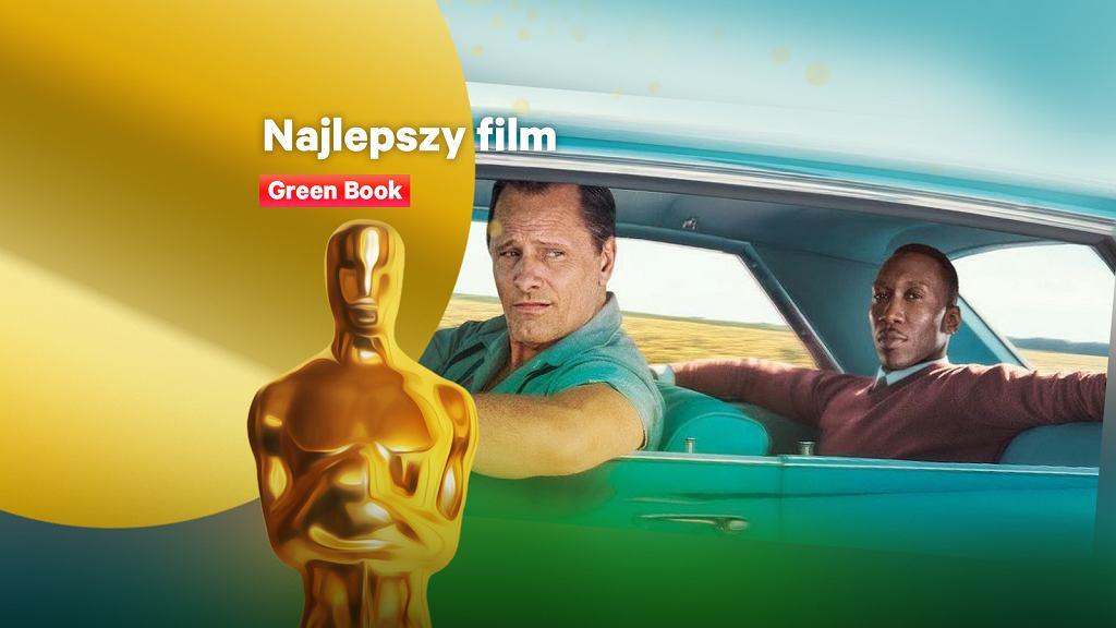 Oscary 2019. 'Green Book' z nagrodą za najlepszy film!