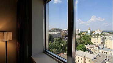 Kijów hotel Ukraina