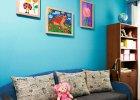 Metamorfoza pokoju dziecka: dla przyszłej malarki