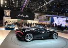 Genewa 2019 - Bugatti La Voiture Noire - 16,7 miliona euro na 4 kołach