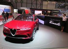 Genewa 2019 - Alfa Romeo Tonale - jeden z najpiękniejszych SUV-ów targów