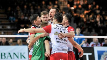Asseco Resovia - Volley Asse-Lennik 3:0