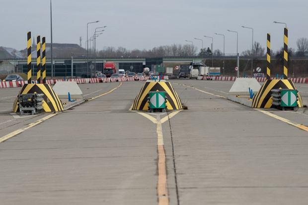 Rusza przebudowa autostrady A2 - żegnamy bramki przy Pruszkowie