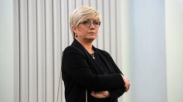 Prezes TK z nadania PiS Julia Przyłębska