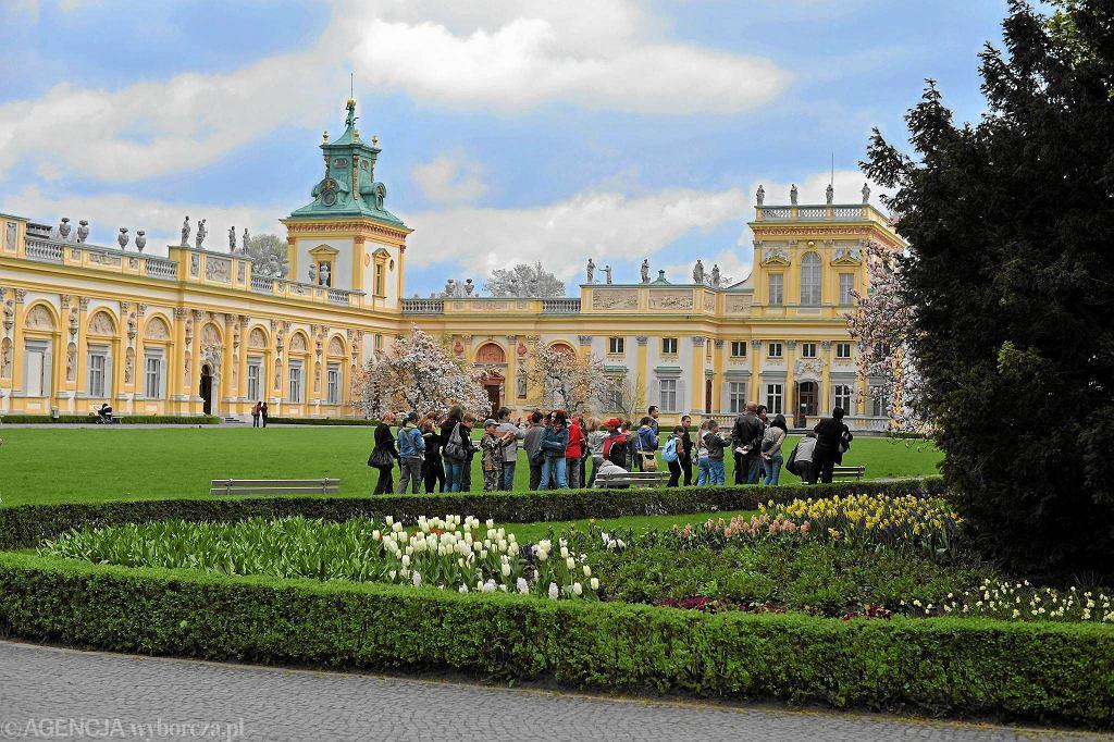 Muzeum Pałacu Króla Jana III w Wilanowie / FRANCISZEK MAZUR