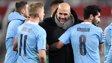 O finale Ligi Mistrzów zadecydowały drobiazgi Guardioli. Kluczowa rozmowa