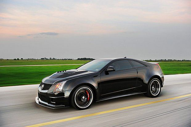 Hennessey Cadillac CTS-VR 1200 Twin Turbo Coupe