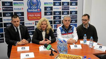 Joanna Żurowska i trener Giuseppe Cuccarini