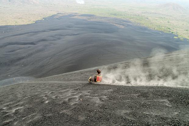Wulkan Cerro Negro