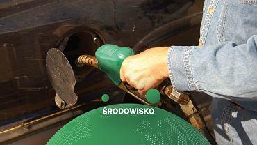 Tankowanie biopaliwa