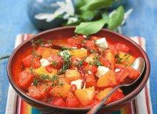 Sałatka pomarańczowa z chilli - ugotuj