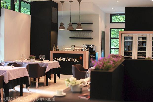 Wnętrze Atelier Amaro