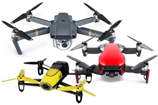 Jaki dron do filmowania?