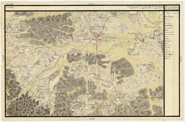 Mapa Drohobycza (fot. Materiały prasowe)