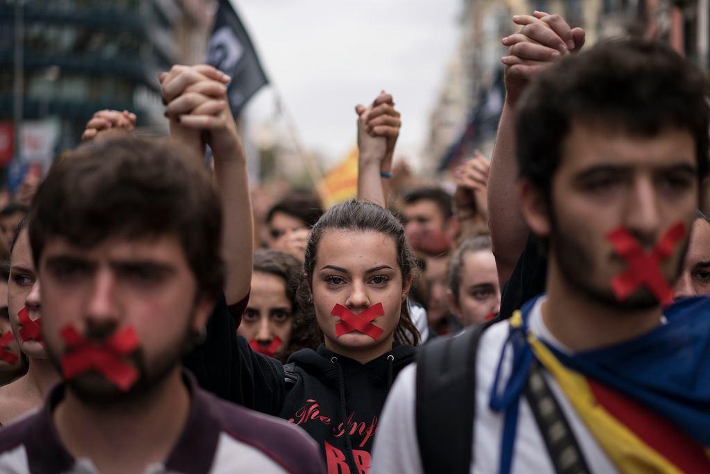 Kryzys w Katalonii