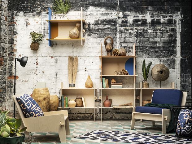 Limitowana kolekcja IKEA ÖVERALLT