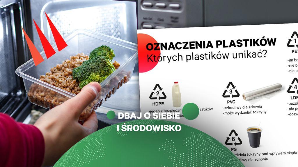 Plastik plastikowi nierówny. Jak wybierać, by szkoda dla nas i środowiska była jak najmniejsza?