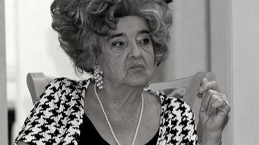 Nie żyje Krystyna Rutkowska-Ulewicz
