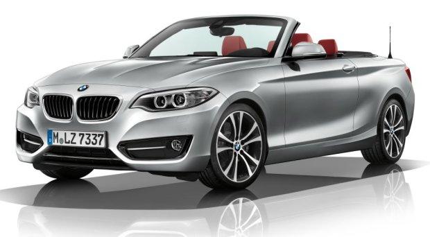 BMW serii 2 Cabrio Sport