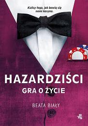 Książka ''Hazardziści. Gra o życie'' ukazała się nakładem Grupy Wydawniczej Foksal (fot. mat. prasowe)