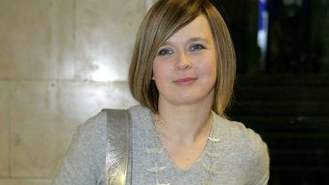Edyta Jungowska na festiwalu 'Dwa Teatry'