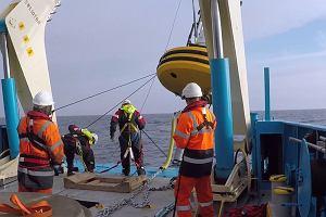 PKN Orlen prowadzi pomiar wiatru na Bałtyku. Gdzie stanie farma wiatrowa?