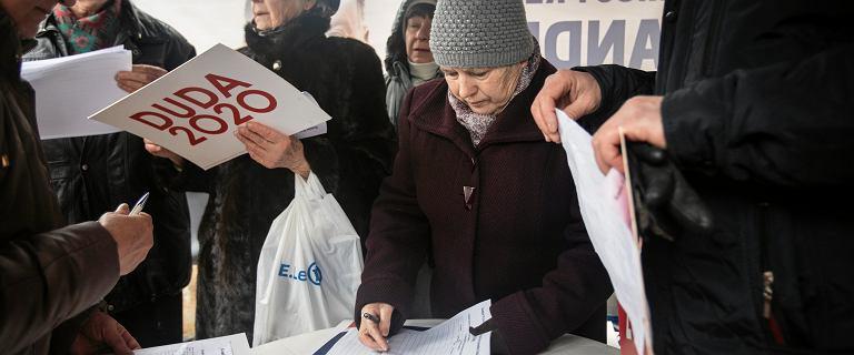 Trwa zbiórka podpisów. Sprawdziliśmy, gdzie trafiają dane obywateli