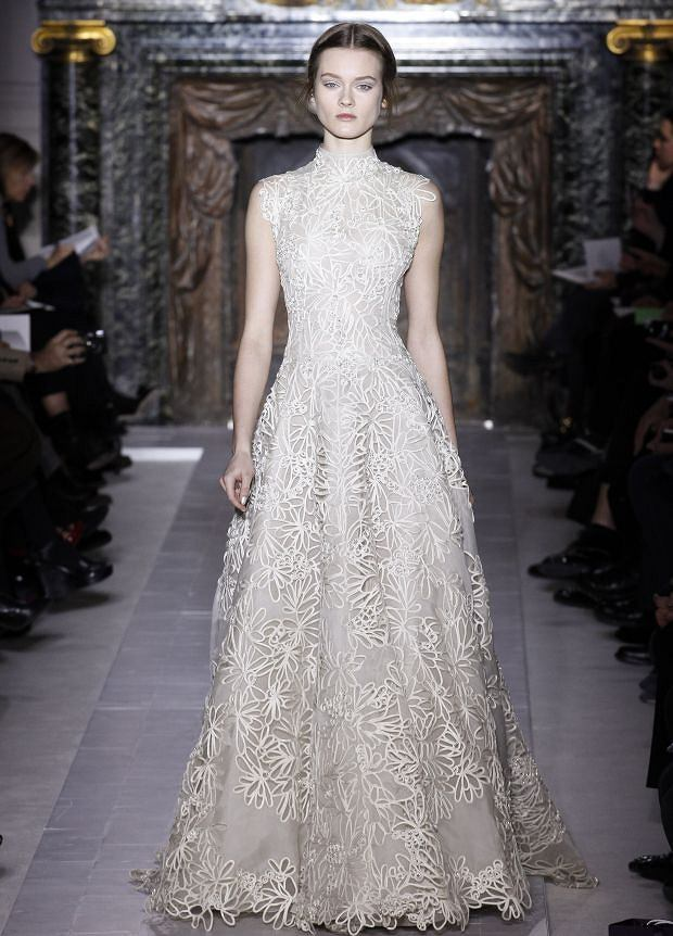 Defile Valentino Collection Haute Couture Summer 2013 Paris hc13