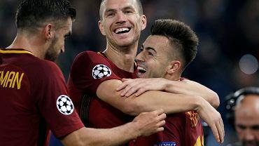 Edin Dżeko, AS Roma