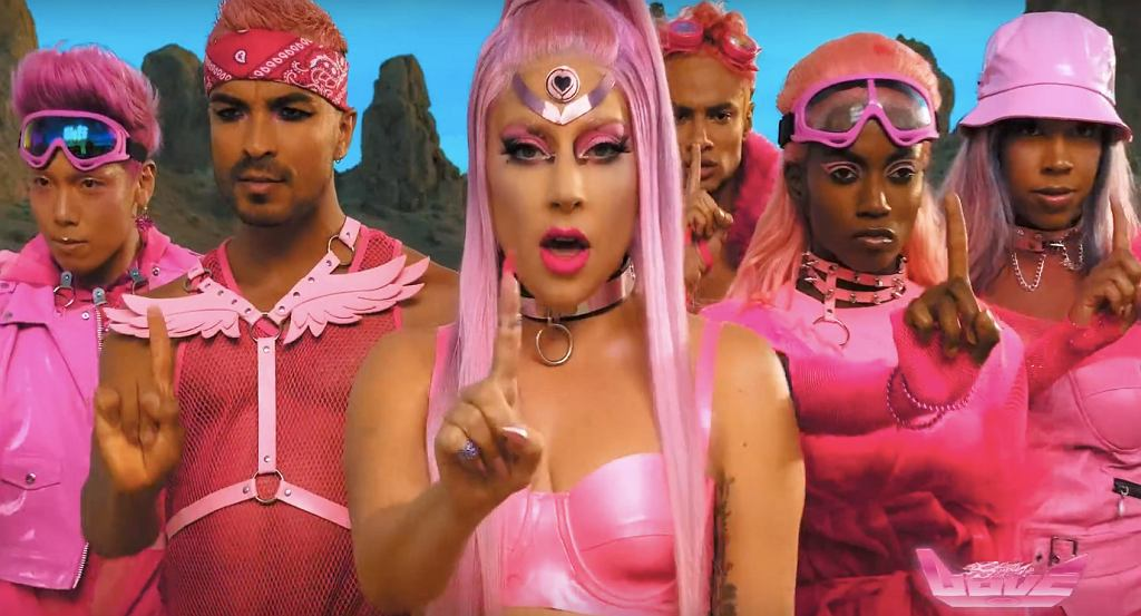 Lady Gaga wraz z WHO organizuje koncert charytatywny on-line na rzecz walki z koronawirusem