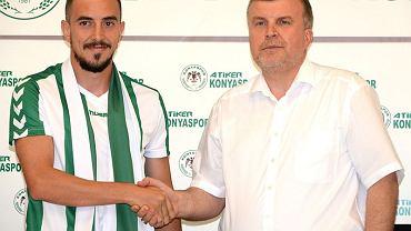 Ioan Hora w Konyasporze. Tego piłkarza chciał Lech Poznań