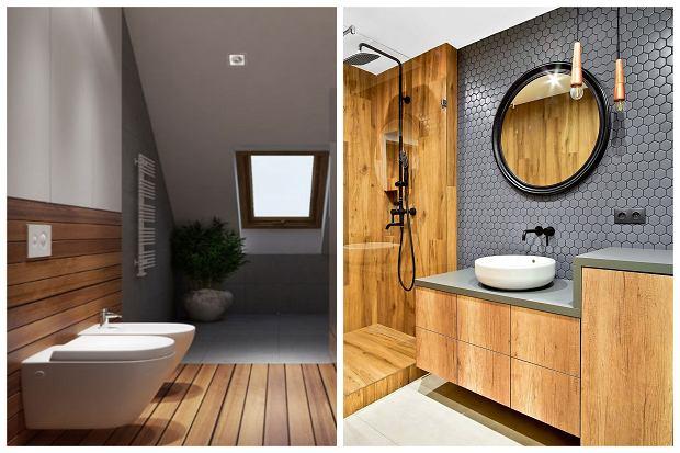 Szara łazienka Na 3 Sposoby