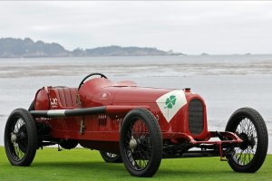 Sportowa historia Alfa Romeo | część I