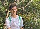Syn Krzysztofa Ibisza, Vincent Ibisz to już nastolatek. Pozuje na plaży ze swoją sławną mamą