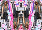Stylizacja na celowniku - Rihanna
