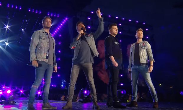Westlife - Live From Croke Park Trailer