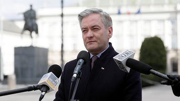 Robert Biedroń. Kandydat Lewicy na prezydenta RP.