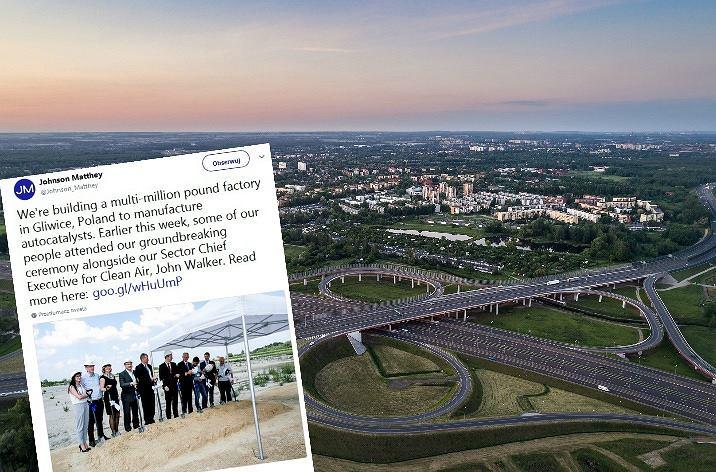 Nowa inwestycja w Gliwicach