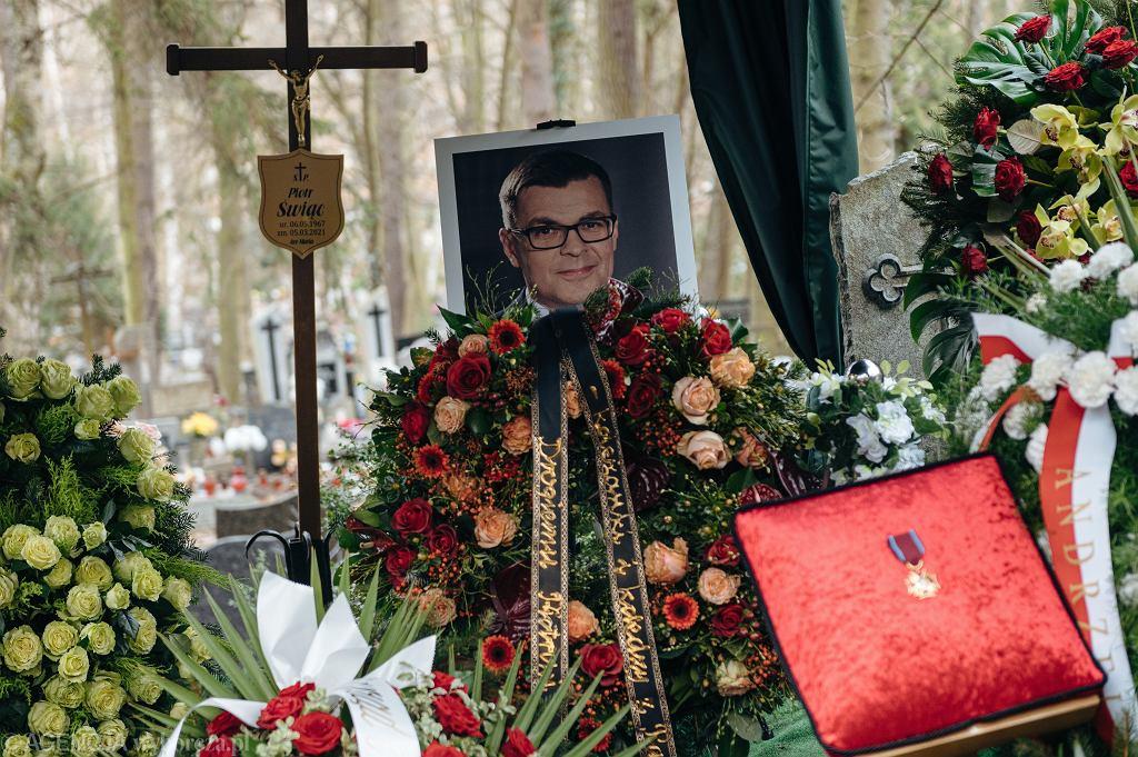 W marcu zginął w wypadku dziennikarz TVP, Piotr Świąc. Wiadomo już, że kierowca drugiego auta był pijany