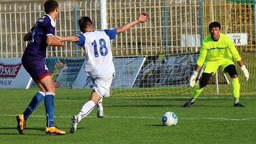 Lubuska czwarta liga: Stilon Gorzów - Budowlani Lubsko 5:0 (3:0)
