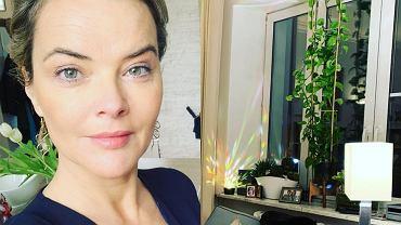 Monika Zamachowska pokazała salon