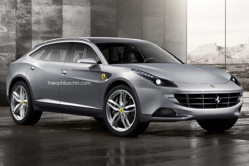 SUV Ferrari