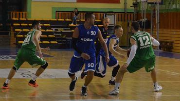 Seid Hajrić zagrał przeciwko Pogoni Prudnik i zdobył 12 punktów